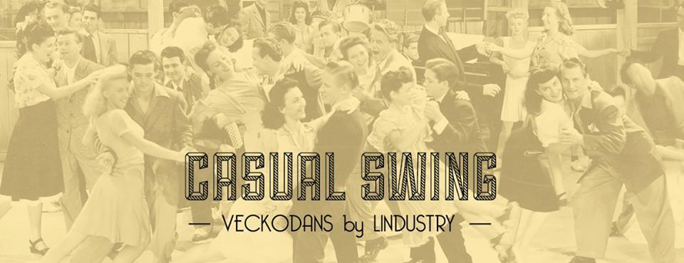 Casual swing – varje tisdag! (tillsvidare inställt)
