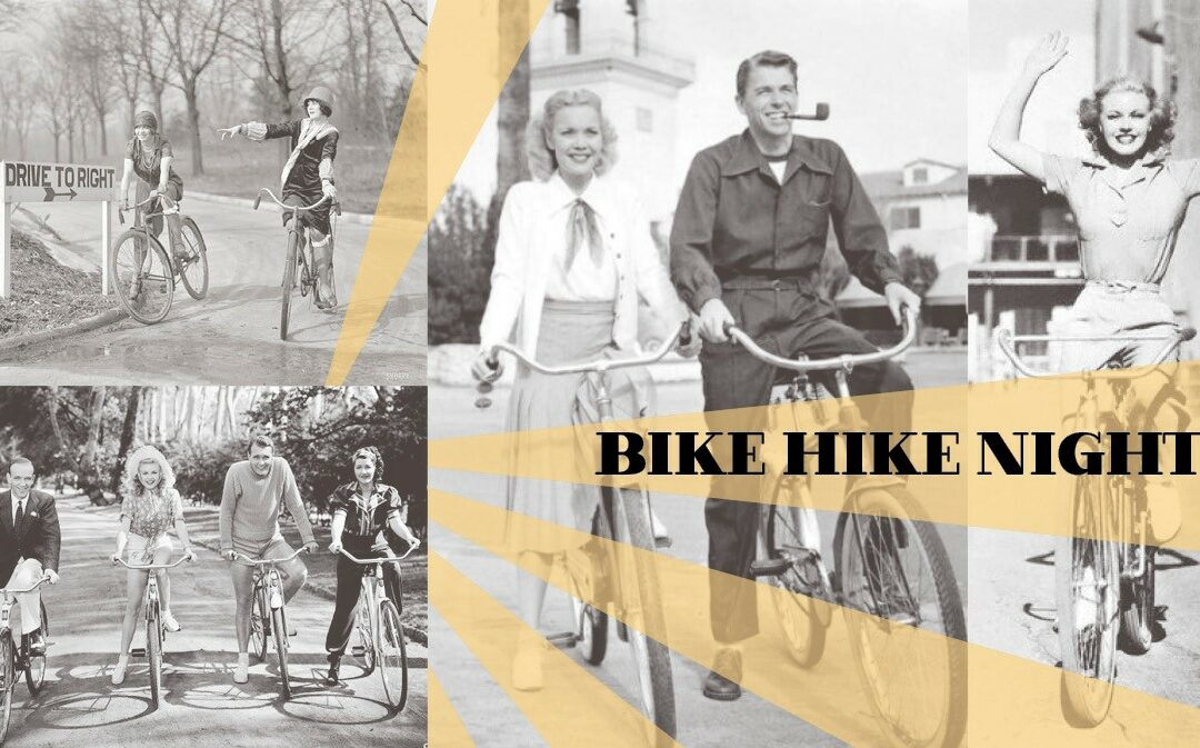 Bike Hike Night – onsd 22 sept
