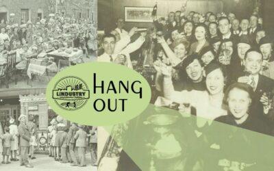 Lindustry hang out – AW den 4 november
